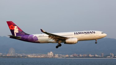 Hawaiian Airlines wants more balanced playing field against