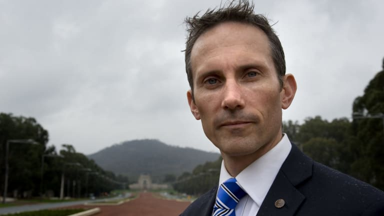 Fraser MP Andrew Leigh announced Labor would boost funding for three community legal centres in the ACT under Labor's promised $43 million package for frontline legal services.