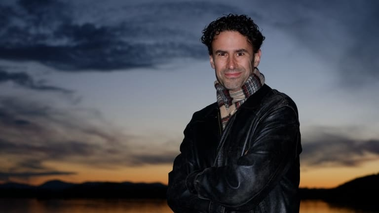 Tobias Cole, artistic director of Canberra Choral Society.
