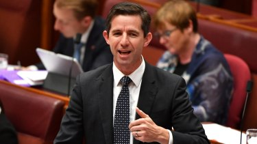 Education Minister Simon Birmingham acknowledged ACT Catholic and independent schools were massively over-funded compared to their Schooling Resource Standard entitlement.