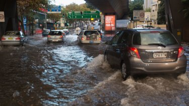 In warmer weather storms are more intense, which means more flash floods.