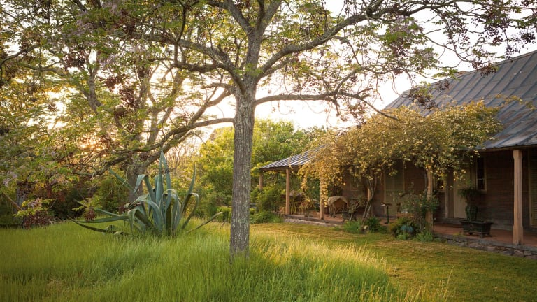 The Cottage, Mulgoa, From Christine Reid's Gardens on the Edge.