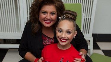 Dance Moms' Abby Lee Miller reveals prison fears on Lifetime