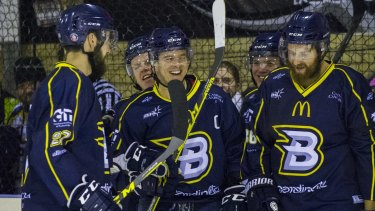 The Canberra Brave will use injuries as inspiration for their AIHL season.