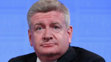 Communications Minister Mitch Fifield is reportedly considering a ban on gambling ads.