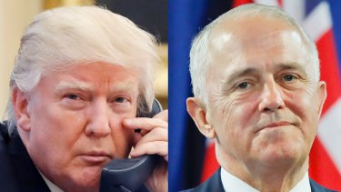 'Don't have to be best friends': Donald Trump will meet Malcolm Turnbull in New York.