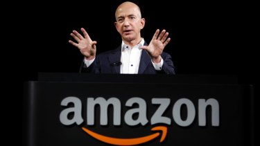 Jeff Bezos' Amazon has become so powerful researchers have built a Death by Amazon index of companies that it leaves in its wake.