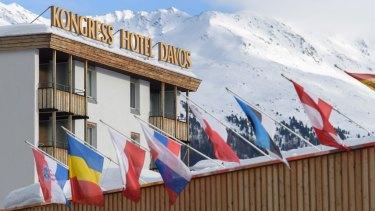 World leaders will meet in Davos, Switzerland next week.