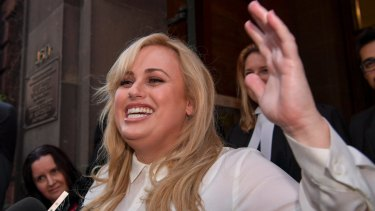 The fine print of the judgment on Rebel WIlson's defamation case made interesting reading on her earnings.