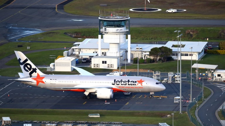 Gold Coast Airport is expecting a 160 per cent increase in passenger movements over the next 20 years.