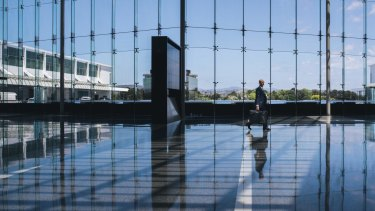 Canberra Airport parent company Capital Property Finance Pty Limited's taxable income remained steady between the two financial years.