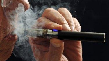 E-cigarette use is growing worldwide.