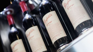 The Aussie wine supplier on Wednesday said the US Federal Trade Commission had completed its review of the deal and had raised no objection.