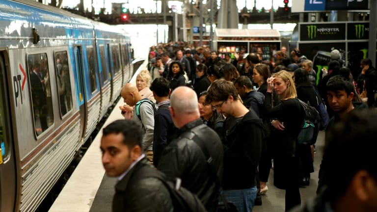 The packed daily commute is more enjoyable if you talk to those with you, researchers have found.