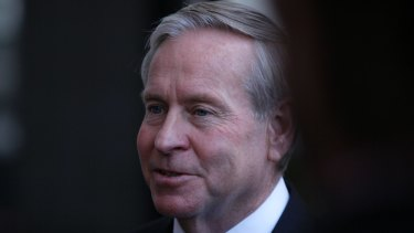 Colin Barnett's Liberals have come under fire for wasting the money from the boom.