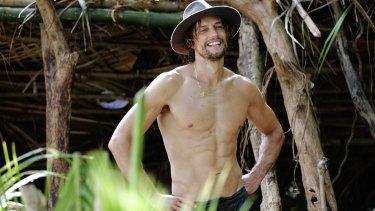 Australian Survivor's David.