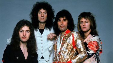 Queen: In 1984, the band defied the UN boycott of South Africa to play Sun City.