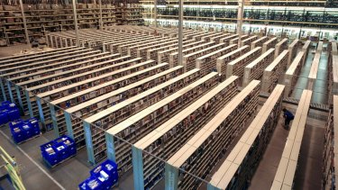 The Amazon fulfillment centre in Fernley, Nevada is the shape of things to come for Australian warehouses.