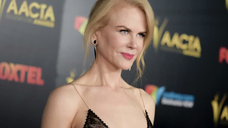 Nicole Kidman won an International AACTA for her role in <i>Lion</i>.