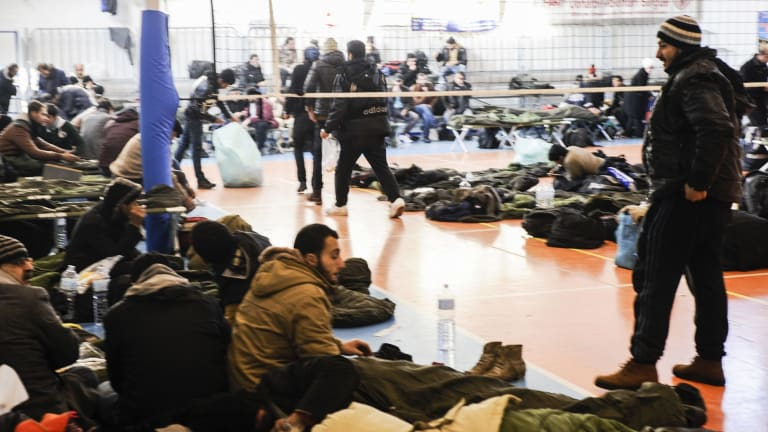 Second uncrewed asylum seeker boat headed for italy - Italian ad hoc interviste ...