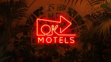 On a journey to the 1970s, OK Motels puts Charlton on the