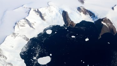 Melting Antarctic ice is likely to be the biggest contributor to global sea-level increases that could exceed 10 metres in the centuries ahead.