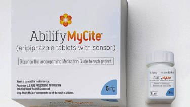 The FDA approved Abilify MyCite, the first drug in the US with a digital ingestion tracking system.