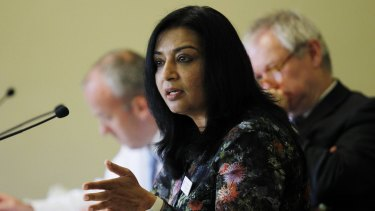 """This has wide-reaching implications"": Mehreen Faruqi."