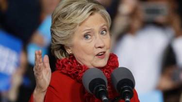 Hillary Clinton is fine-tuning her closing arguments.