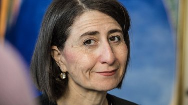 Premier Gladys Berejiklian is holding her own against the Labor opposition.