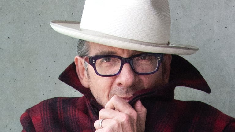 Elvis Costello: ''I probably had a slightly different slant on popular music.''