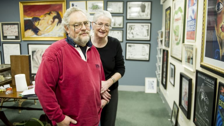 Former ACT senator Gary Humphries will launch the Collectorium on Newcastle on Friday evening. The store opens on Saturday at 151 Newcastle Street.