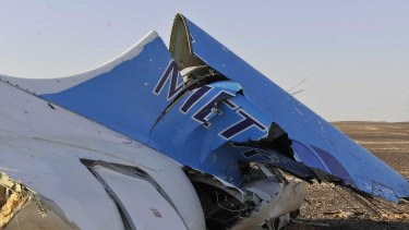 224 people died when a Russian plane crashed in Egypt.
