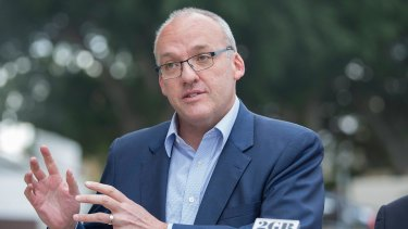 Luke Foley has unveiled a key part of Labor's housing affordability plan.