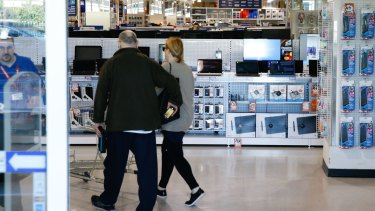 Officeworks could be about to get even bigger.