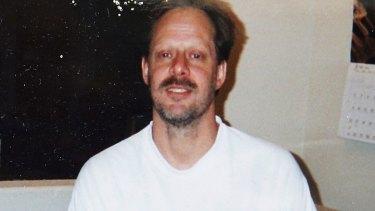 Las Vegas gunman Stephen Paddock.