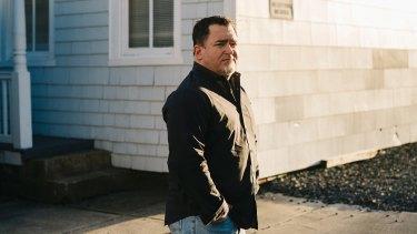 Luis Elizondo, who led the Pentagon effort to investigate UFOs until October, when he resigned to protest what he characterised as excessive secrecy and internal opposition to the program.