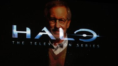 Director Steven Spielberg had been linked with Xbox Entertainment Studios' Halo television Series.