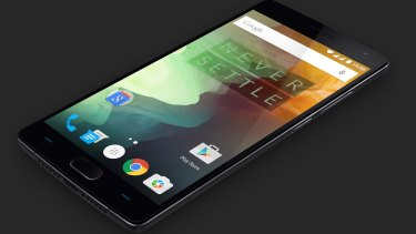 The One Plus 2.