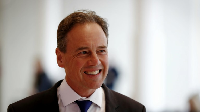 Health Minister Greg Hunt said allowing medicinal cannabis product exports would help the developing domestic market to grow.