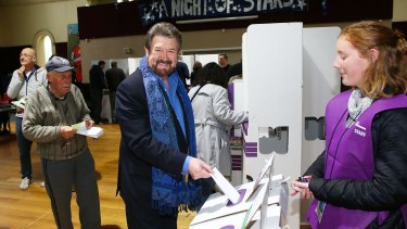 Incoming senator Derryn Hinch has been to jail twice and fined $100,000 for breaching court orders.