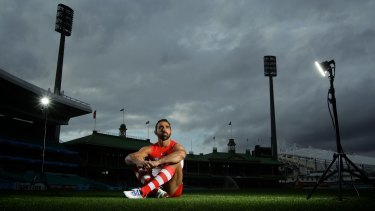Sydney Swans star Adam Goodes has taken leave from the game.