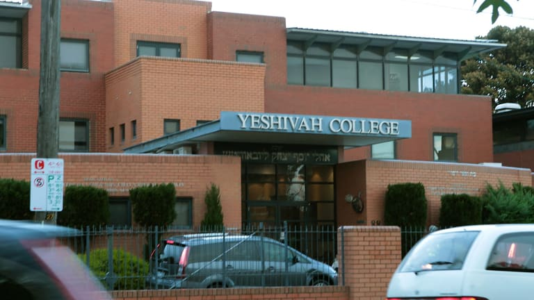 Yeshivah College in Melbourne.