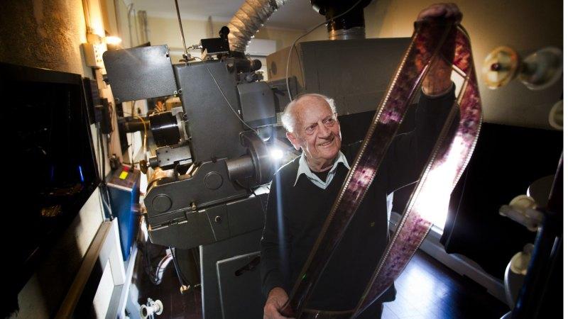 Return of 70mm film sends cinema bosses scrambling for old projectors