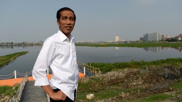 New man: Indonesian President Joko Widodo told Fairfax Media in an exclusive interview ahead of his inauguration in October that addressing disadvantage in West Papua was a political priority.