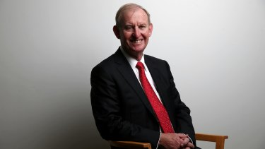Financial system Inquiry chief David Murray.