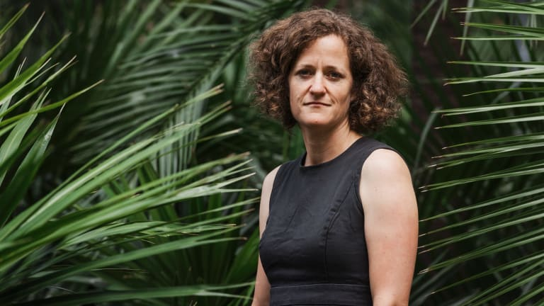 'Effectively, industry is writing the rules': Conservationist Louise Sales.