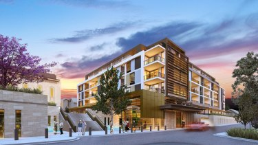 Stockland is  fast-tracking the second stage of its $160 million apartment development The Residences at Cardinal Freeman.