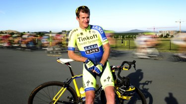 A heart condition forced Michael Rogers to bow out of a few cycling events before forcing his retirement.
