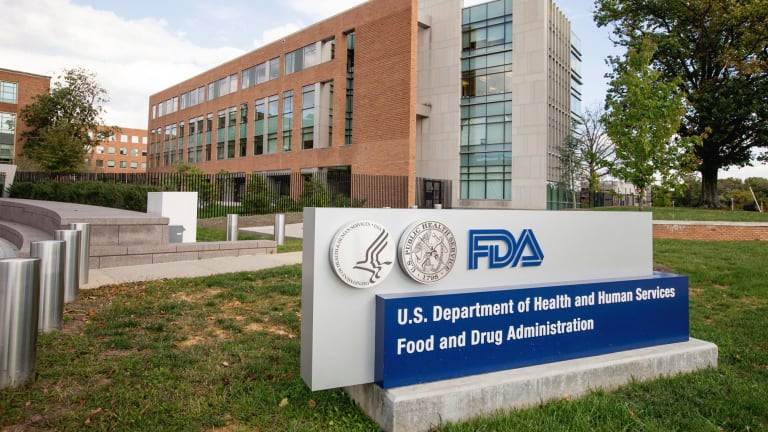 The US Food & Drug Administration campus in Silver Spring, Maryland.